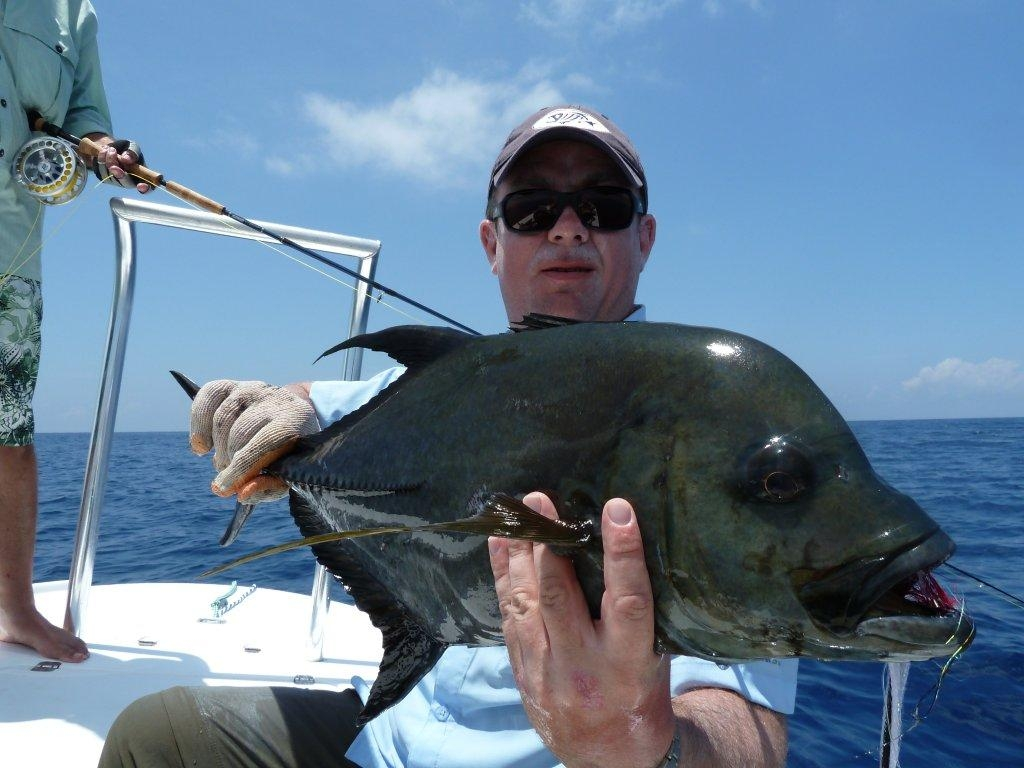 how to cook black trevally