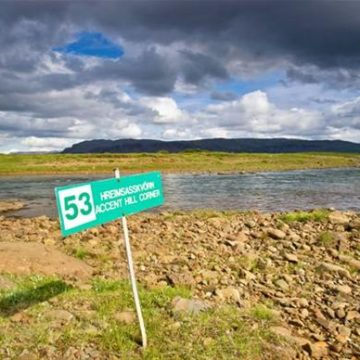 Langa, salmon fishing, Iceland, Iceland Guide, Aardvark McLeod
