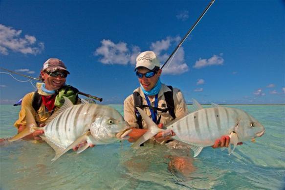 St Brandon's Atoll, Mauritius, Aardvark McLeod, fishing, GTs, giant trevally, bonefish, permit