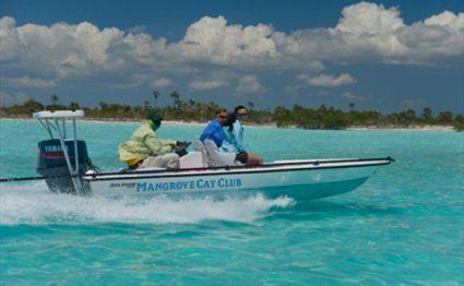 Mangrove Cay Club, Andros South, Bahamas, fishing, Aardvark McLeod