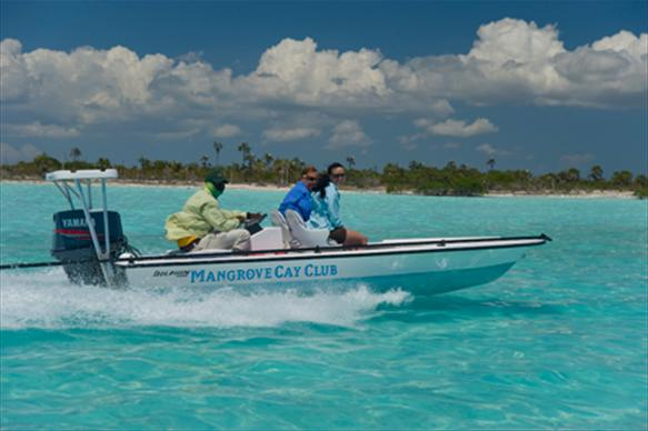 Mangrove Cay Club, Andros South, Bahamas, fishing, Aardvark McLeod