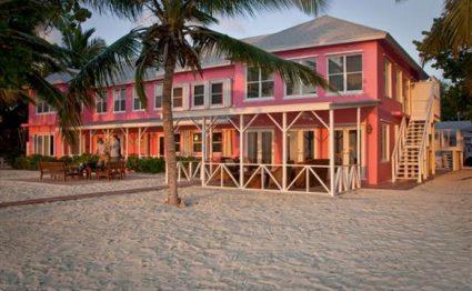 Bair's Lodge. Andros Island, Bahamas, Aardvark McLeod