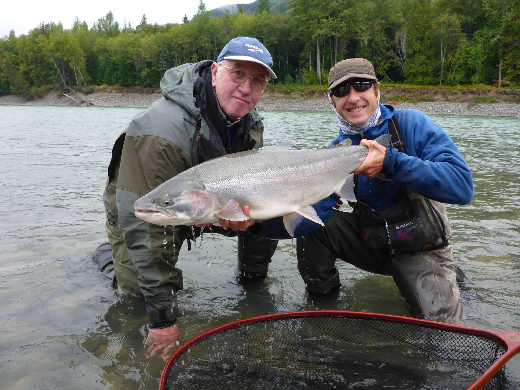 Steelhead fishing fly fishing nicholas dean lodge aardvark mcleod sciox Image collections