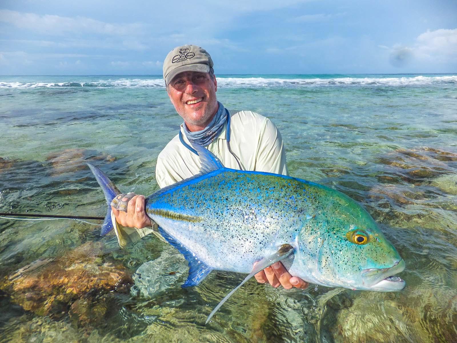Alphonse island seychelles fishing report 3 11 january for Seychelles fly fishing