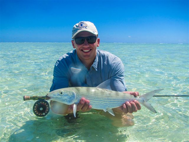 Desroches island flats fly fishing news march 2014 for Seychelles fly fishing