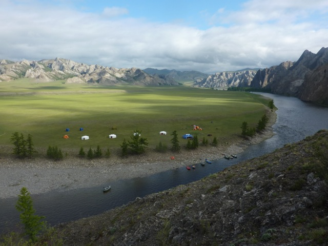 Mongolia last week in pictures aardvark mcleod for Fly fishing mongolia