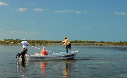 Isla Holbox, Tarpon fishing, Mexico, Aardvark McLeod