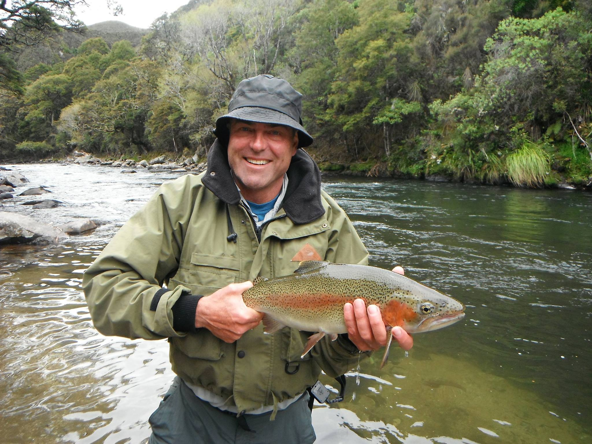 This is the season to fly fish new zealand aardvark mcleod for New zealand fishing