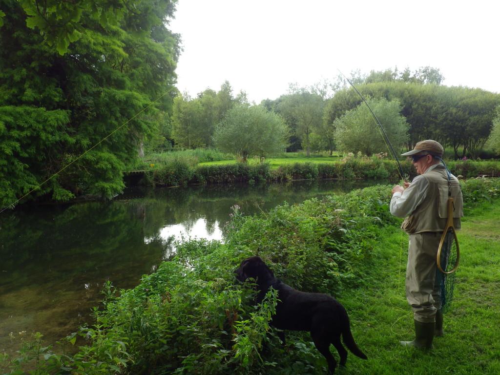 Chalkstream Fishing, Aardvark McLeod