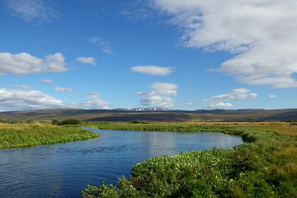 Reykjadalsa, Iceland, fishing, Iceland Fishing Guide, Aardvark McLeod