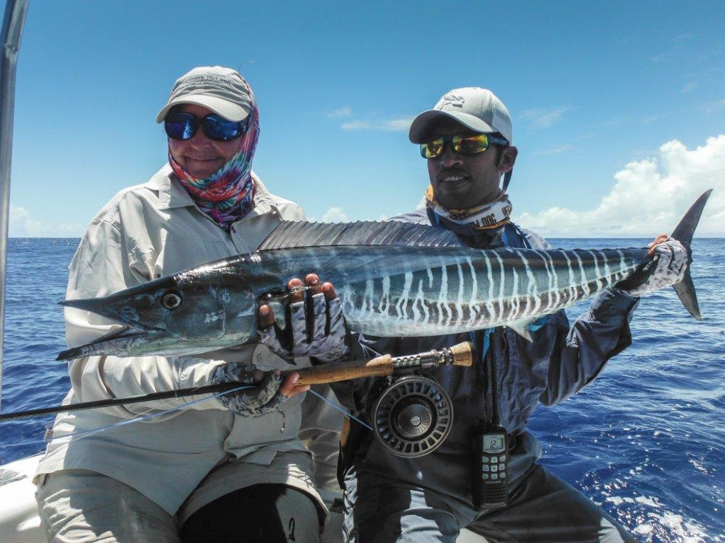 Seychelles alphonse island fishing news 28 november to 5 for Seychelles fly fishing