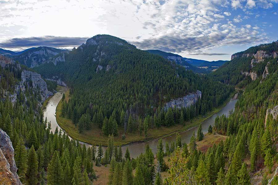 Montana smith river float trip aardvark mcleod for Fly fishing vacation montana
