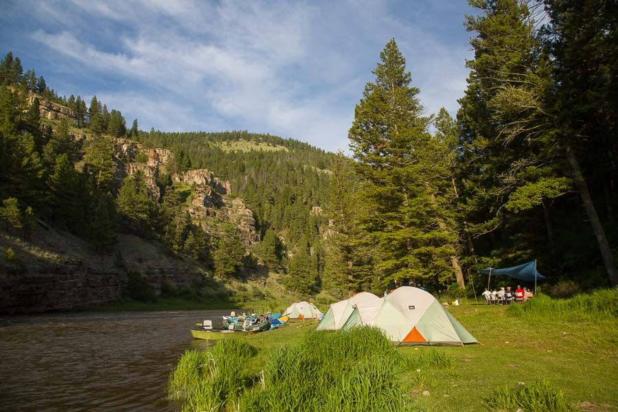 Montana Smith River Float Trip Aardvark Mcleod