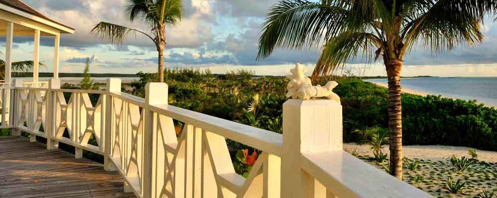 Kamalame Cay, Bahamas, Aardvark McLeod