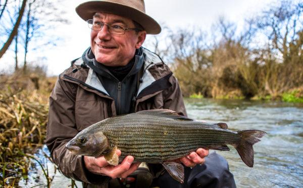 River Frome, grayling fishing, Chalkstream fishing, Aardvark McLeod