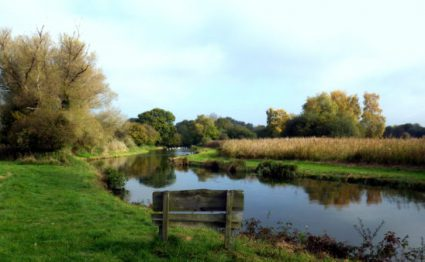 Wherwell, River Test, Aardvark Mcleod, trout, trout fishing, Chalkstream
