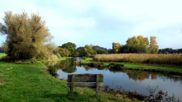 Wherwell, River Test, Aardvark Mcleod, trout, trout fishing, Chalkstream