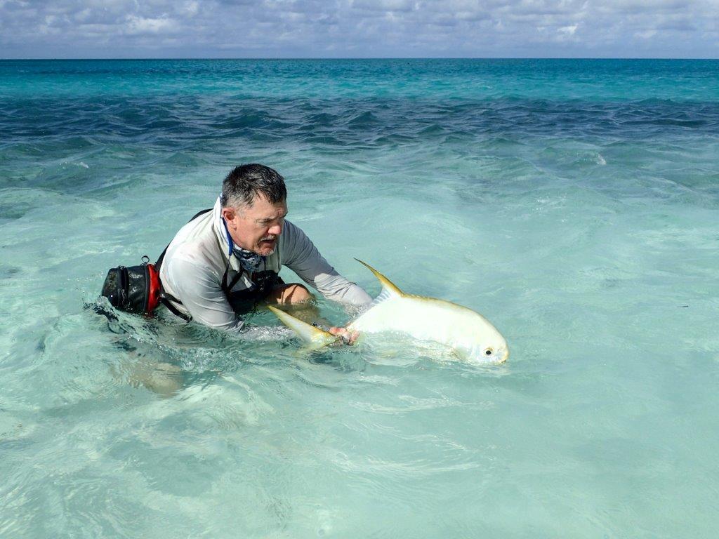 Aardvark McLeod Alphonse Island Seychelles permit