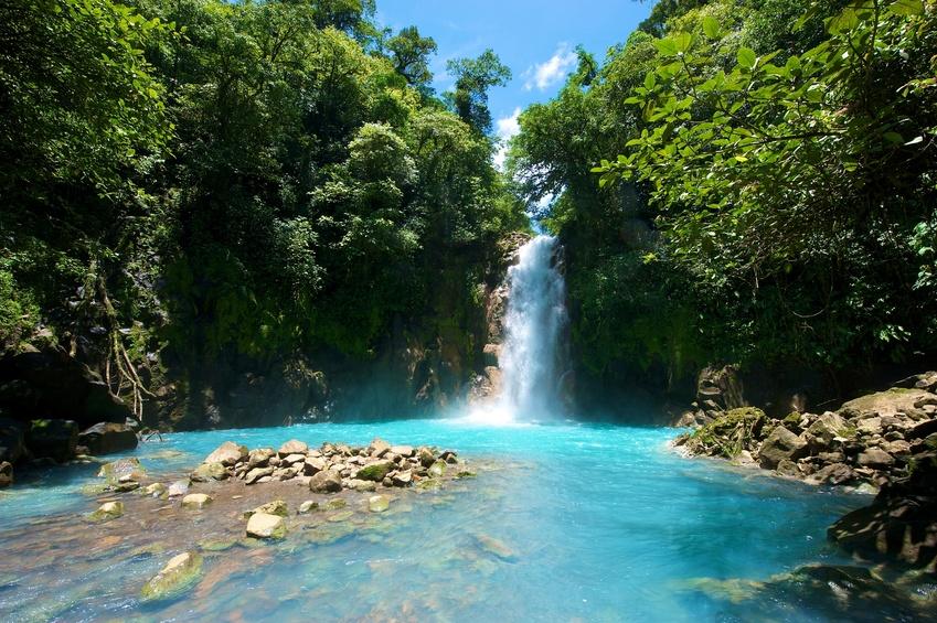 Tenorio Waterfall, Costa Rica, Aardvark McLeod