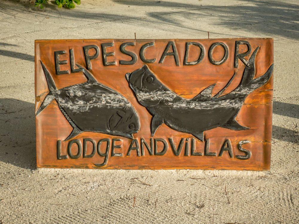 El Pescador Lodge, Belize, Aardvark McLeod