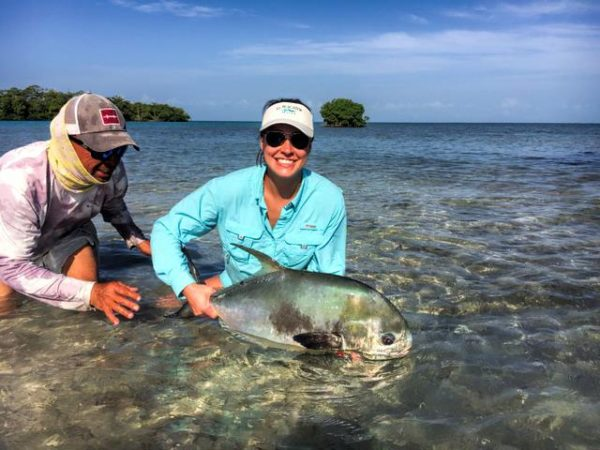 El Pescador Lodge, Belize, fishing, family, Aardvark McLeod