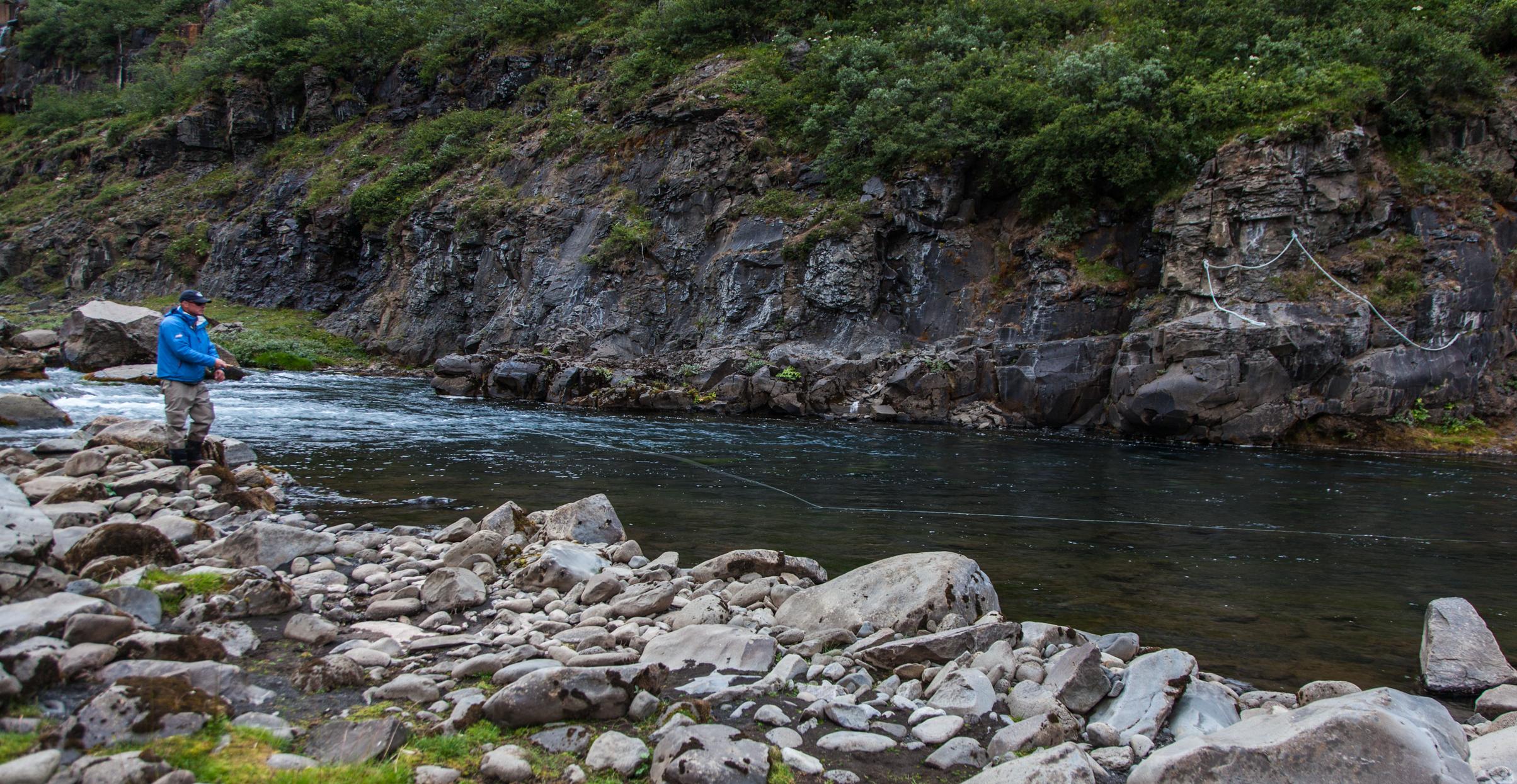 Hofsa River, Iceland, Aardvark McLeod
