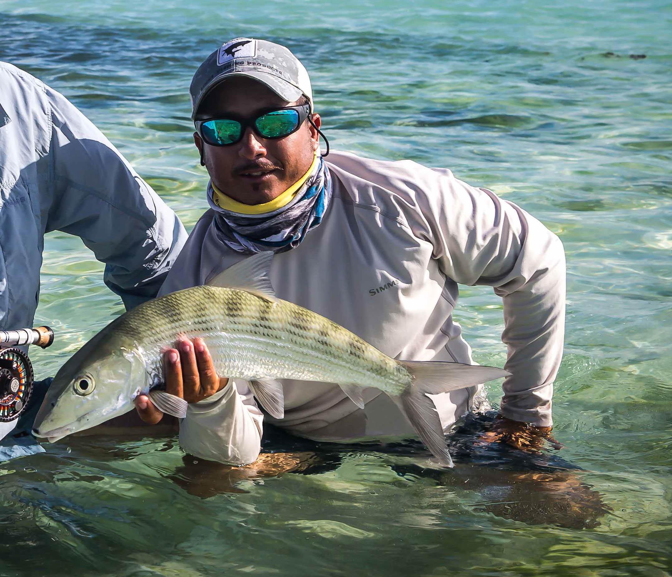Darwin Salazar, Los Roques, Venezuela