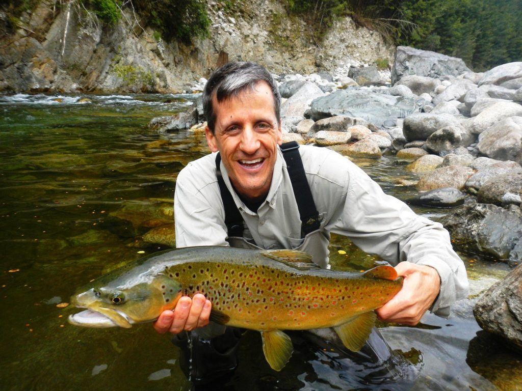 new zealand trout fishing aardvark mcleod