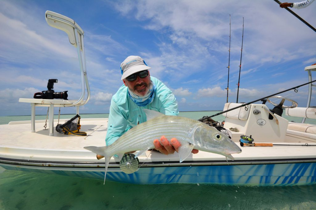 Bahamas multi species flats fishing at crooked and for Fly fishing bahamas