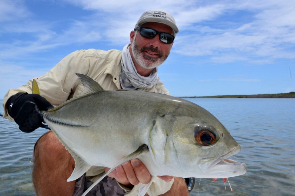Bahamas latest report from crooked acklins island for Fly fishing bahamas