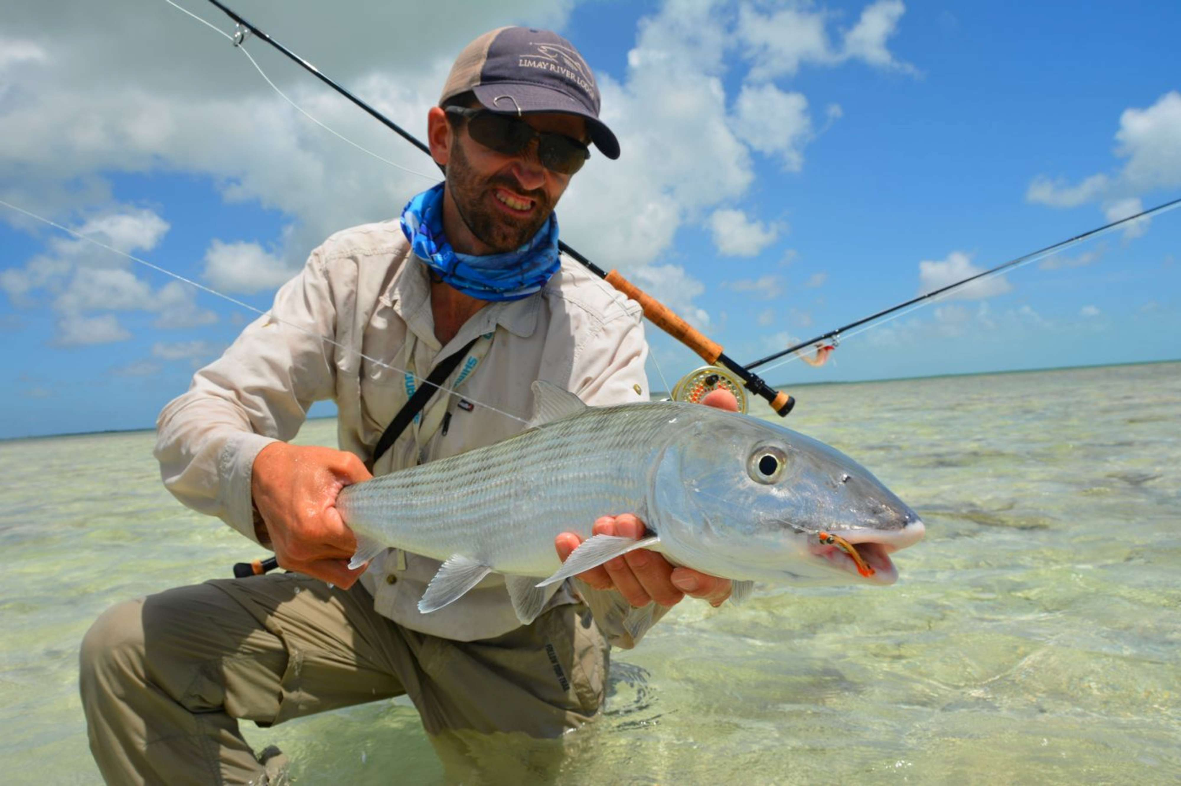 Bahamas latest report from crooked acklins island for Bonefish fly fishing