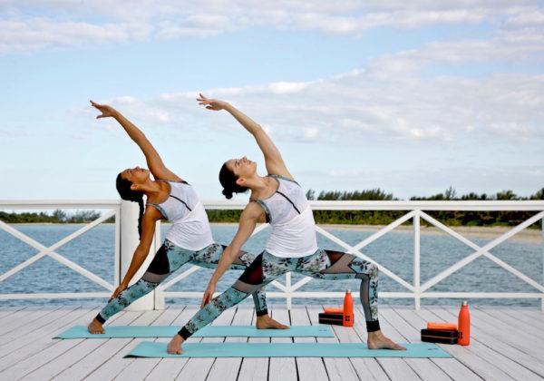 Yoga, Kamalame Cay, Andros Island, The Bahamas