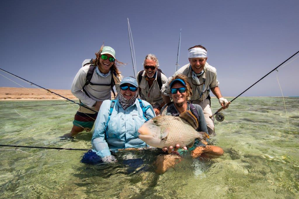 Sudan, triggerfish, titan triggerfish, yellow margin triggerfish, GT, bluefin trevally