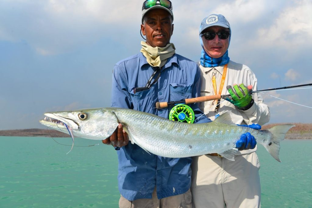 Bahamas fishing report from crooked acklins islands for Tarpon fly fishing