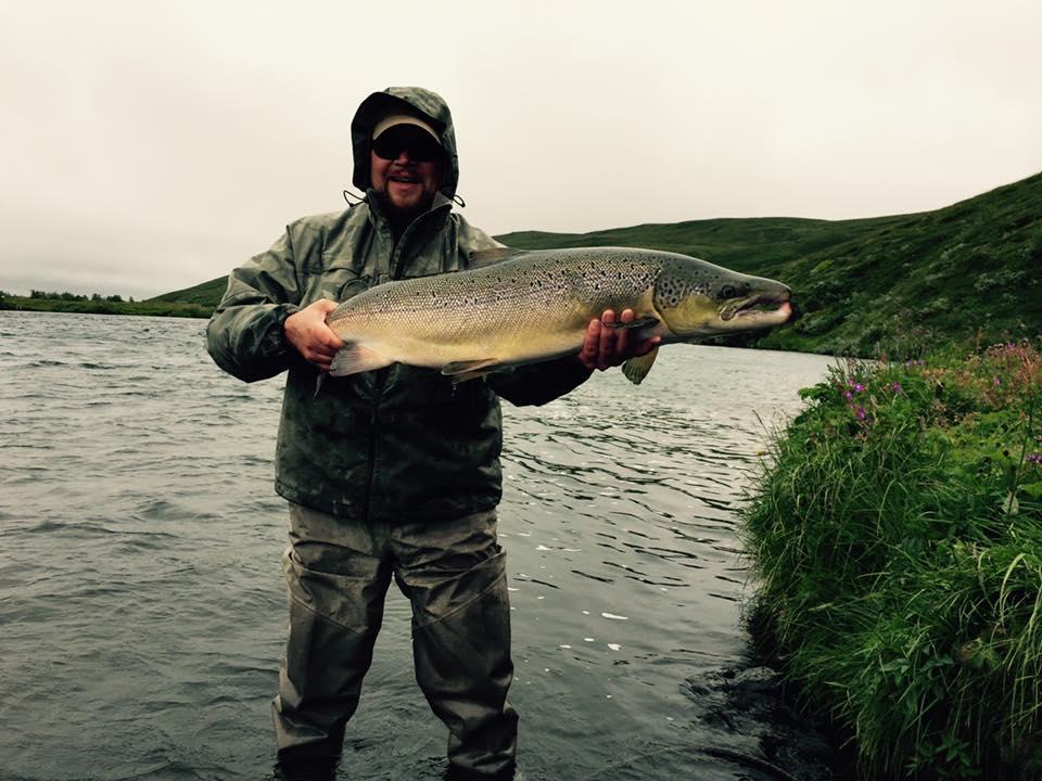 Ness, Laxa I Adaldal, Iceland, Aardvark McLeod