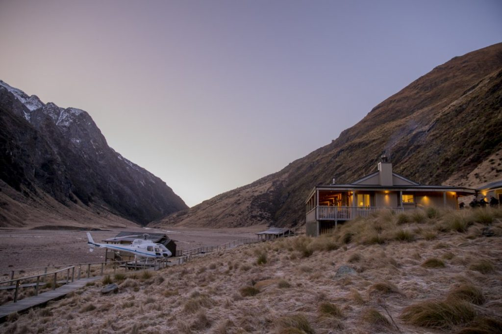 Minaret Station, Wanaka, New Zealand, Fly Fishing
