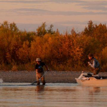 Taimen, Onon River, Fishing Mongolia, Aardvark McLeod