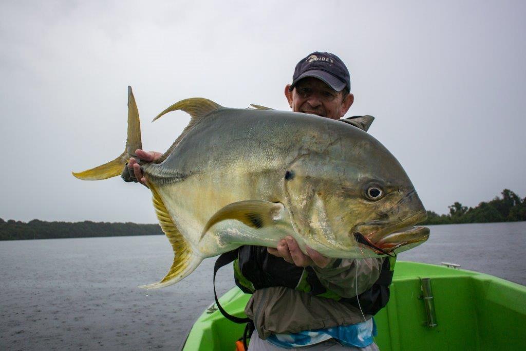Aardvark McLeod, Gabon, cubera snapper, tarpon, senegal cob, white finned cravelle, jack cravelle, jacks