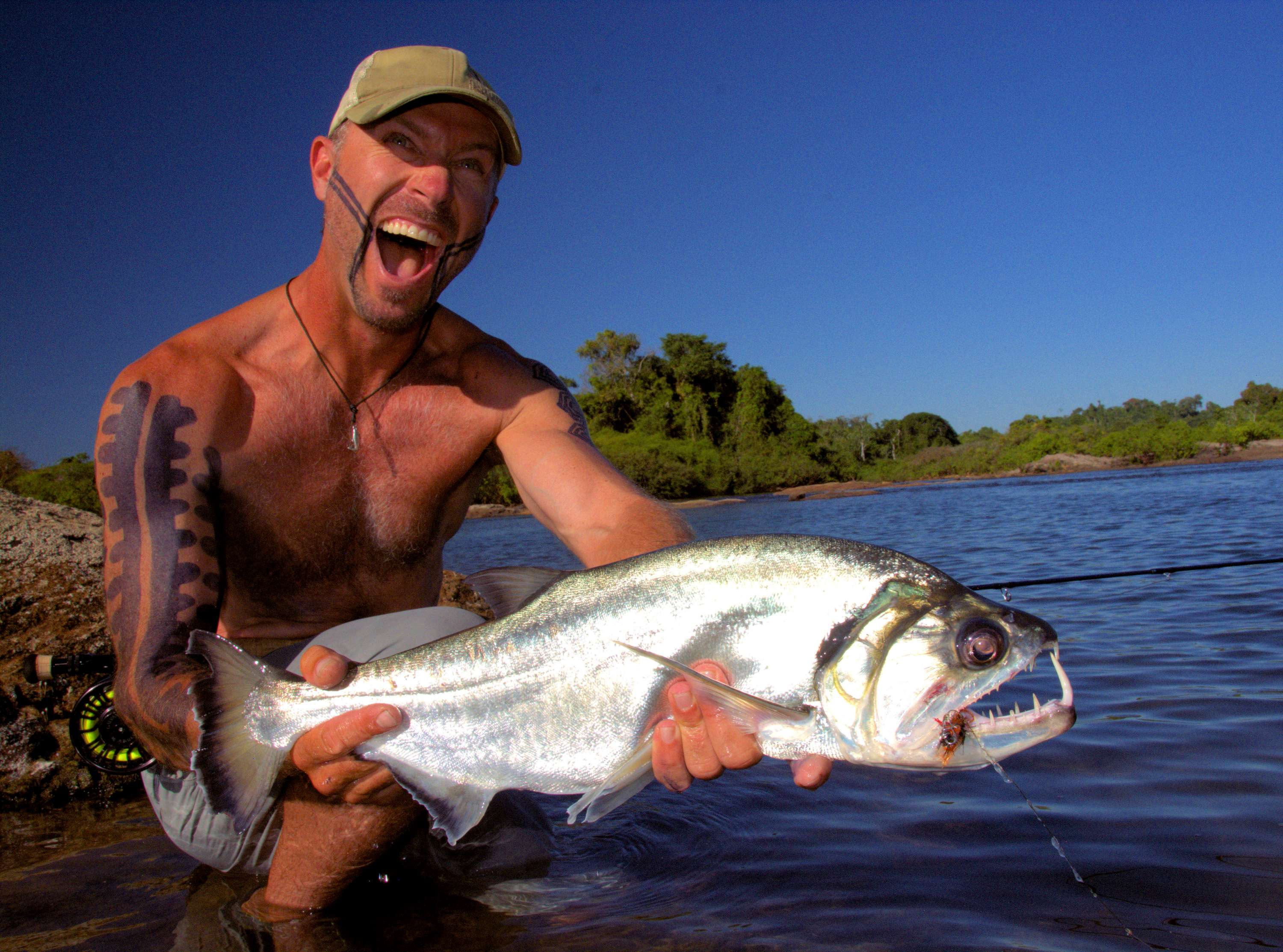 Brazil kendjam trip report in images by jeff currier for Fish and trip