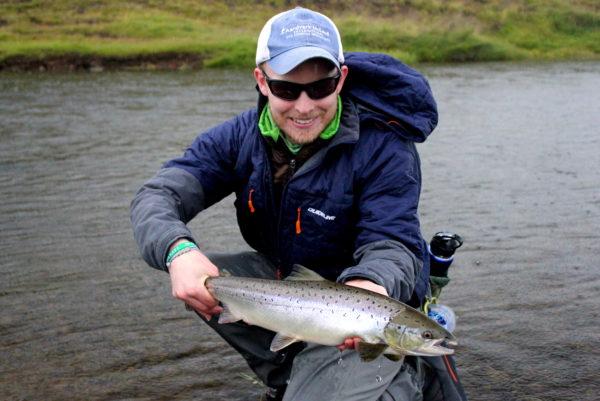 Laxa I Dolum, salmon fishing, Iceland, Iceland Guide, Alex Jardine