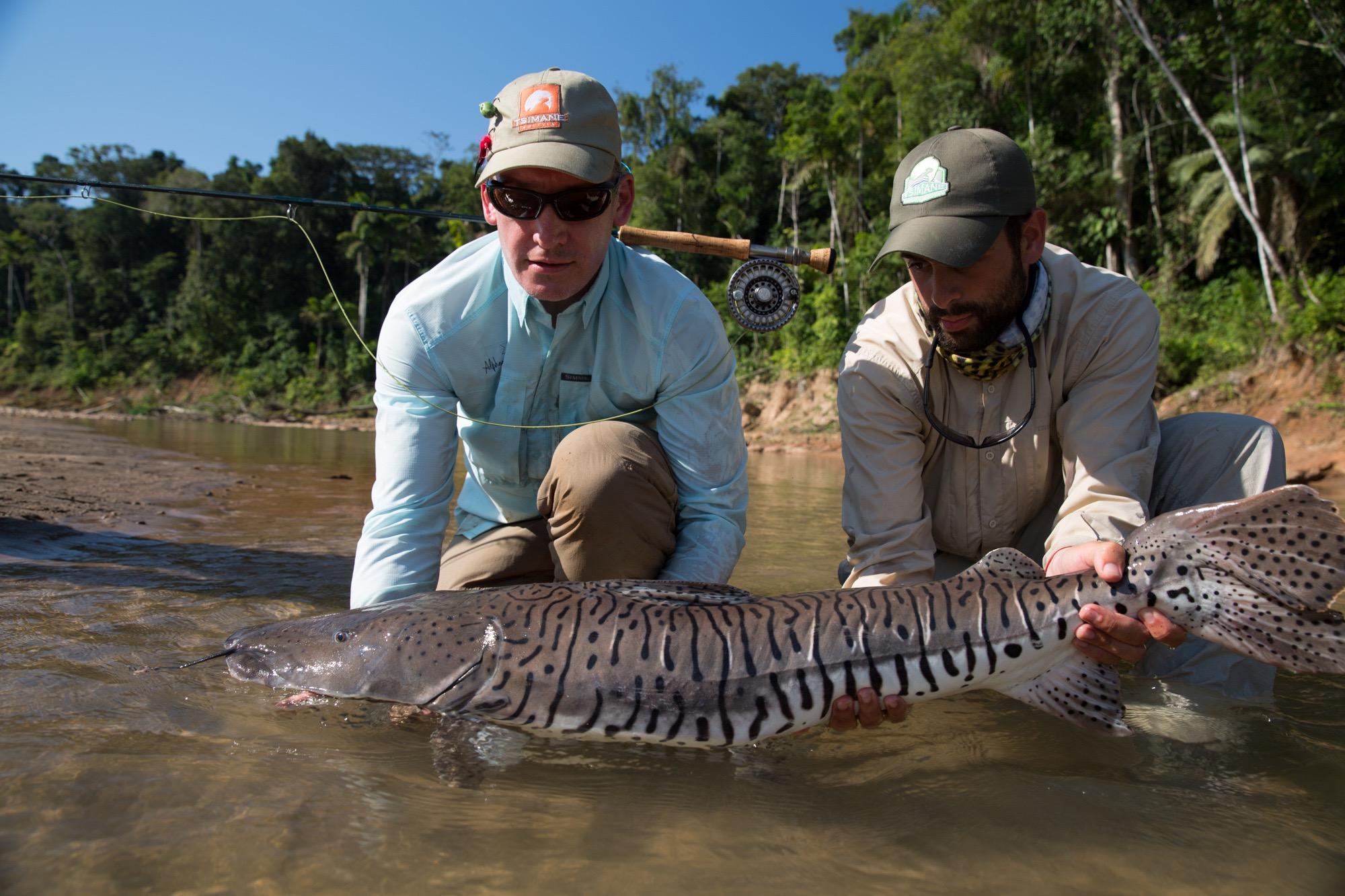 Tsimane, Fishing Bolivia, secure, agua negra, pluma, outcamps, untamed angling, fishing dorado bolivia, fishing pacu fly, No categories Tsimane Lodge
