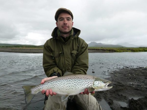 Thingvallavatn, Lake Thingvellir, trout fishing Iceland, brown trout, Iceland fishing guide, Aardvark McLeod, fishing in Iceland