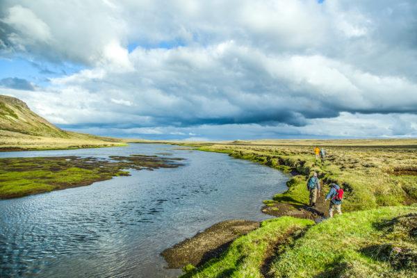 Iceland Highlands, arctic char fishing, Iceland fishing guide, Aardvark McLeod, fishing in Iceland