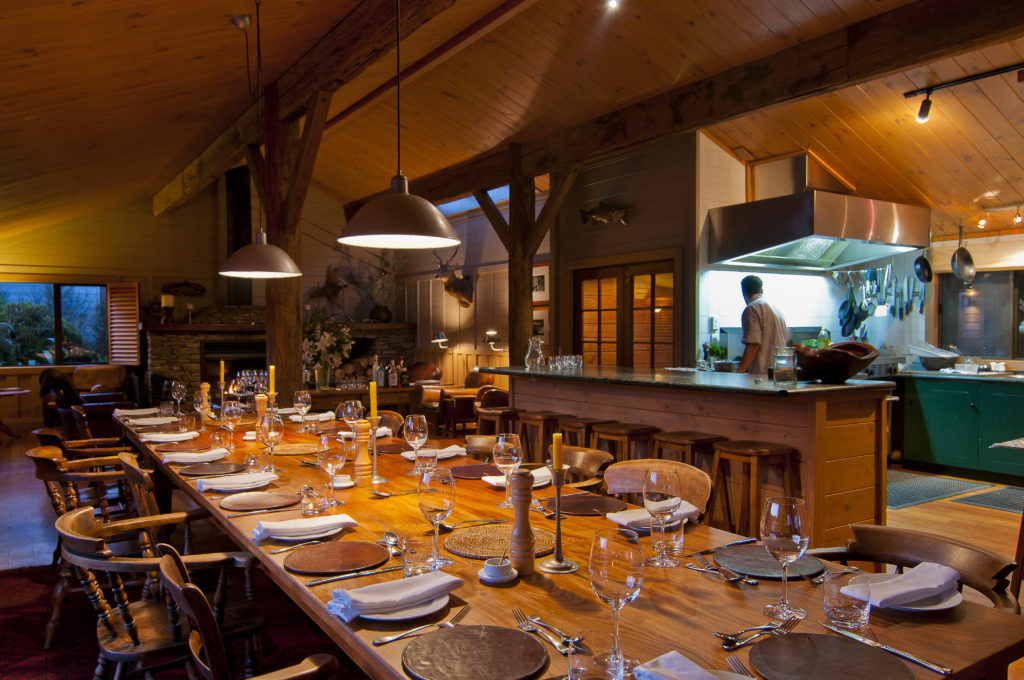 Poronui Lodge, New Zealand, Fishing, Hunting, fishing guides New Zealand