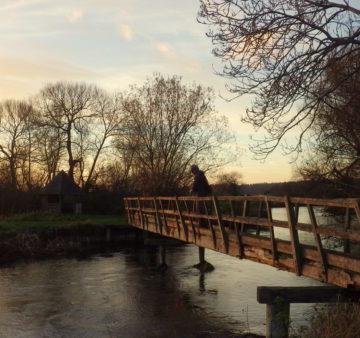 chalkstream fishing, grayling, UK Fishing Guide, Aardvark McLeod, grayling fishing