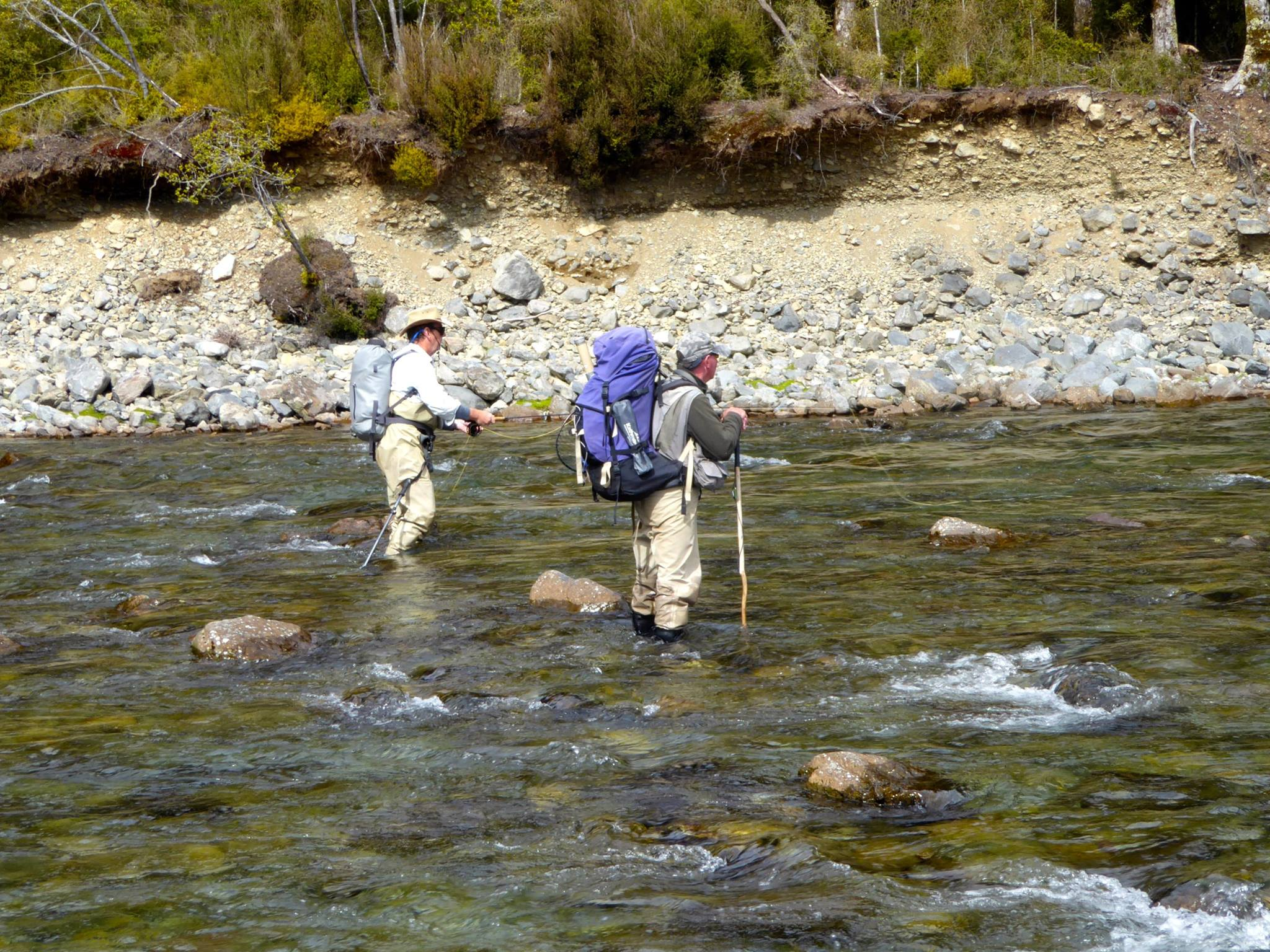 New zealand unsettled weather and great fishing december for New zealand fly fishing