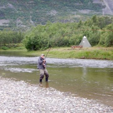 Oldero Lodge, Norway, Salmon fishing, Norway fishing guide, Aardvark McLeod, Norway fishing
