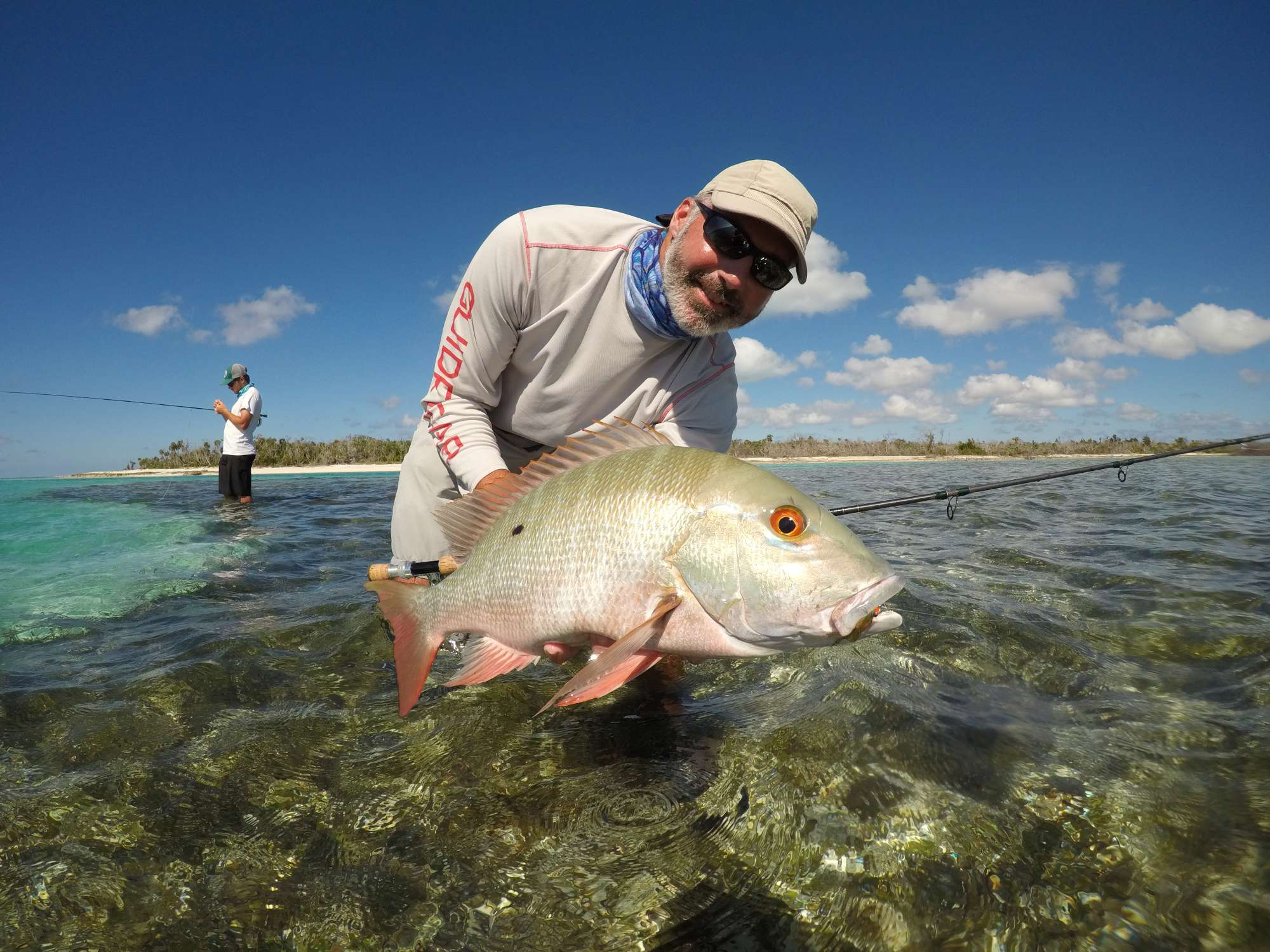Bahamas new images from crooked and acklins islands for Fly fishing bahamas
