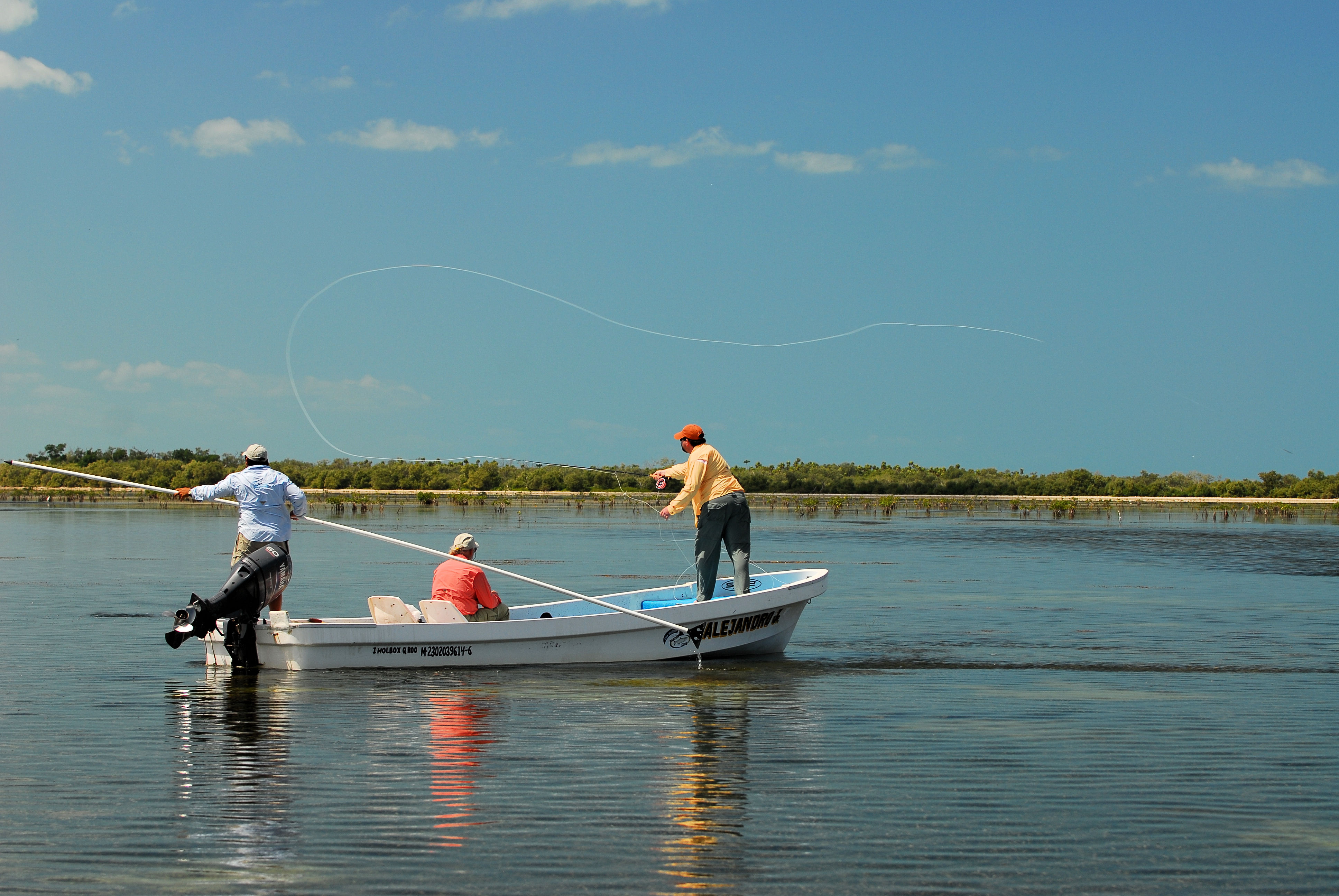Holbox_casting