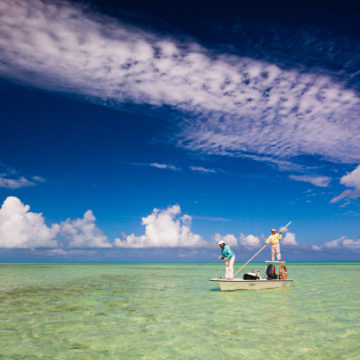 Cayo Cruz, Cuba, flats fishing, Avalon